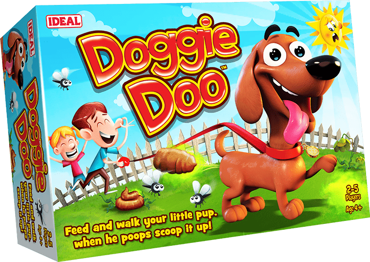 doggie doo game instructions
