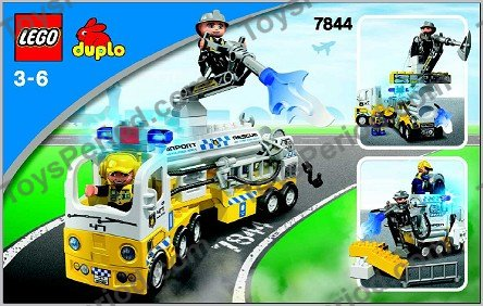 duplo airport 10590 instructions