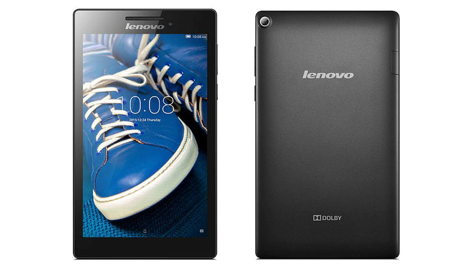 instructions how to use a lenovo tab 7 essential