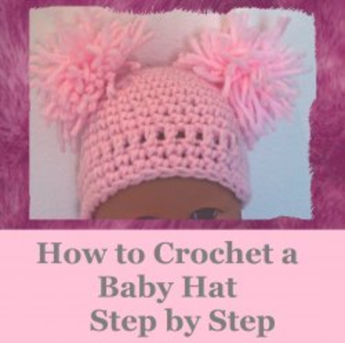 crochet hat step by step instructions
