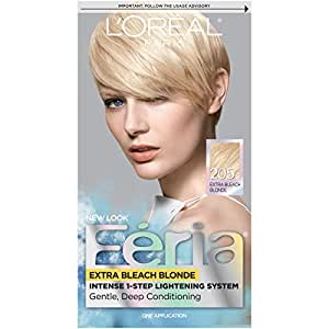feria extra bleach blonde 205 instructions