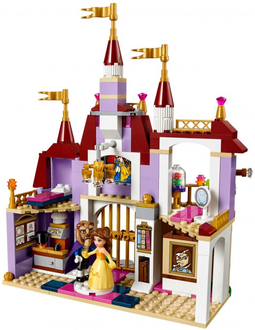 lego duplo rapunzel instructions