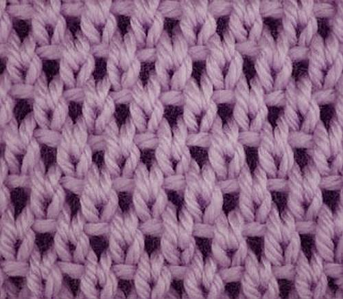 easy purl stitch instructions