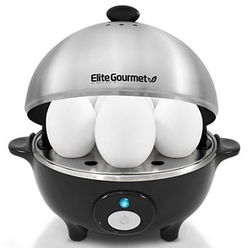 elite platinum egg cooker instructions