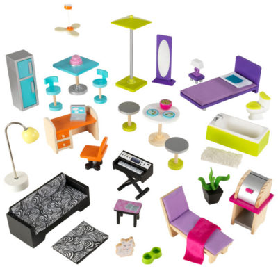 kidkraft uptown dollhouse assembly instructions