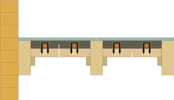 woodpecker flooring fitting instructions