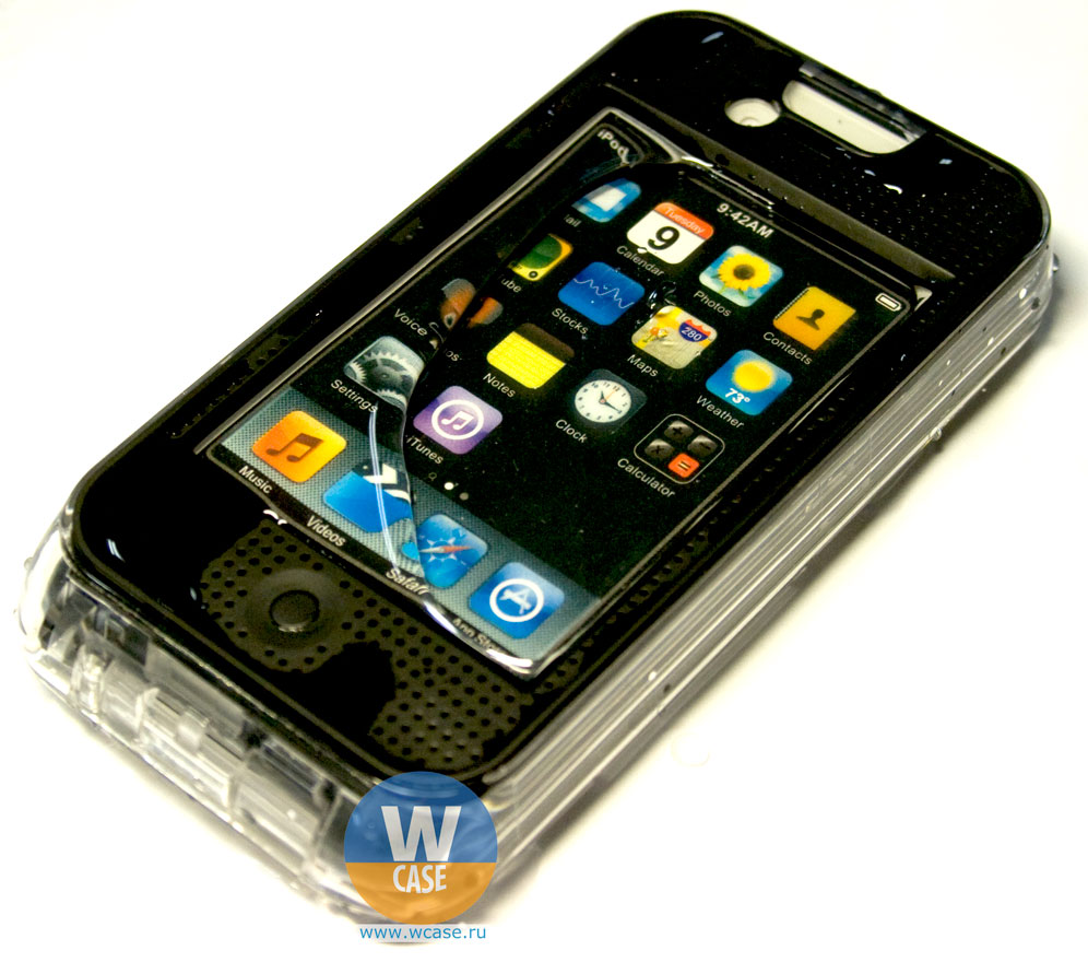 waterproof iphone 4s case instructions