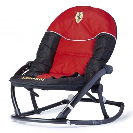 ferrari baby seat instructions