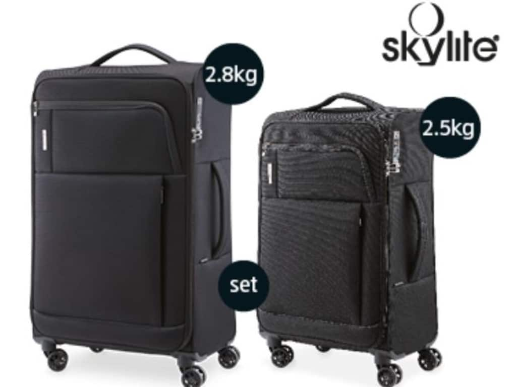 aldi skylite suitcase lock instructions