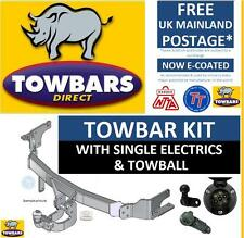 focus towbar fitting instructions