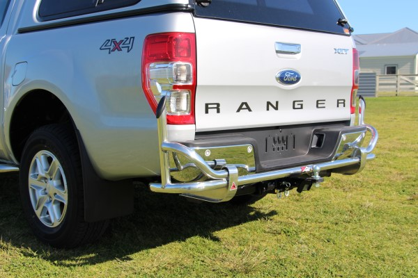 ford ranger px towbar instructions
