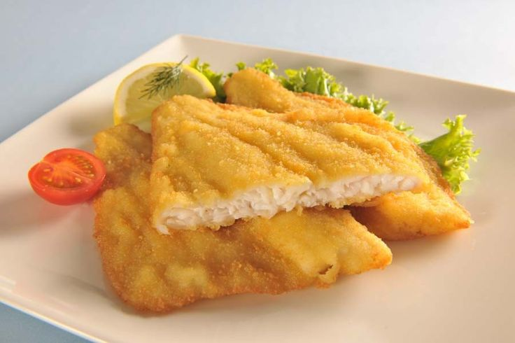frozen breaded fish cooking instructions