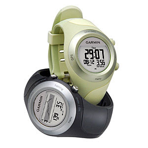 garmin forerunner 405 gps watch instructions