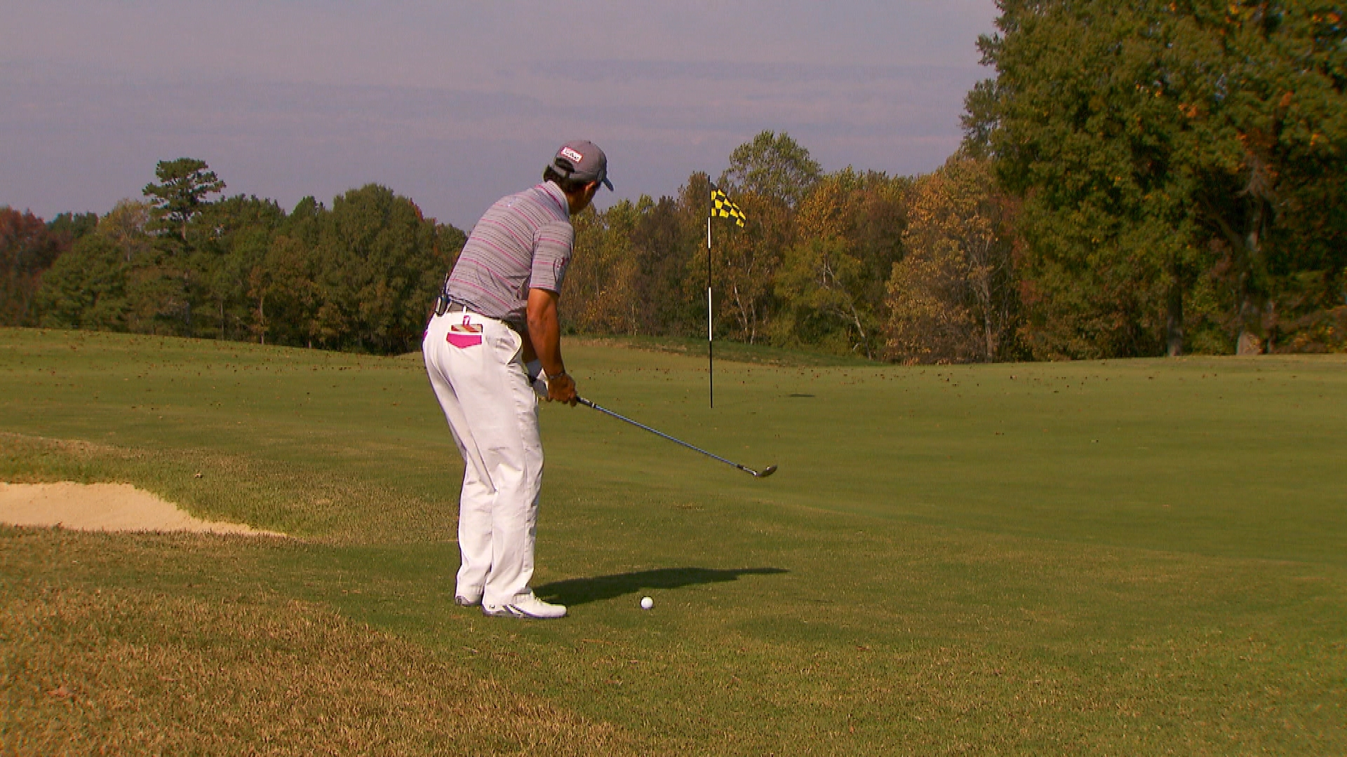 golf instruction on how to improve your golf putting game