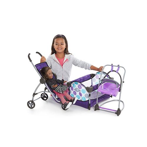 graco deluxe playset instructions