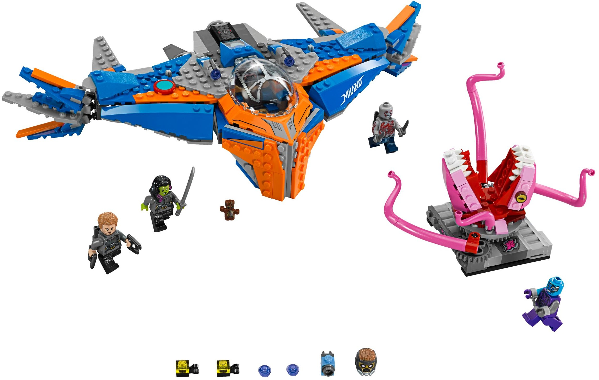 guardians of the galaxy lego sets instructions