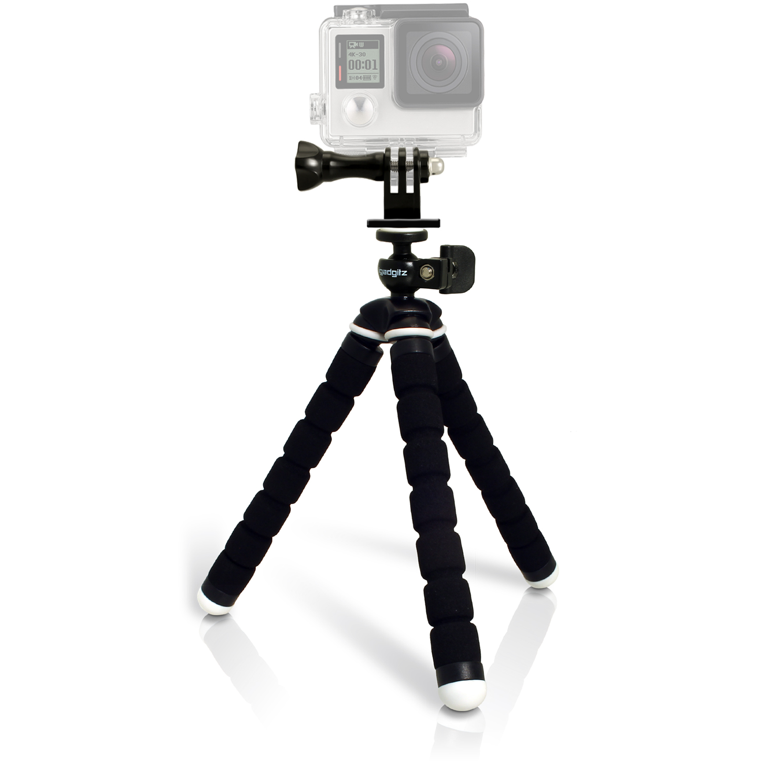 hama traveller compact pro tripod instructions