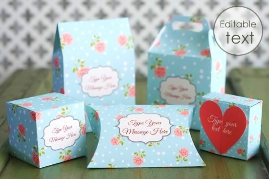 handmade gift boxes instructions