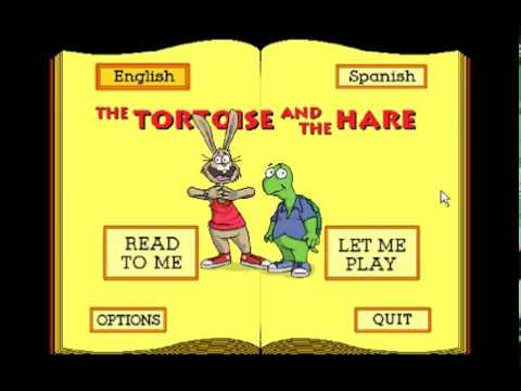 hare and tortoise game instructions