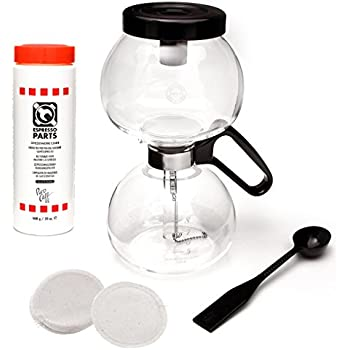 hario syphon coffee maker instructions