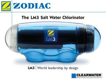 hayward salt chlorinator instructions