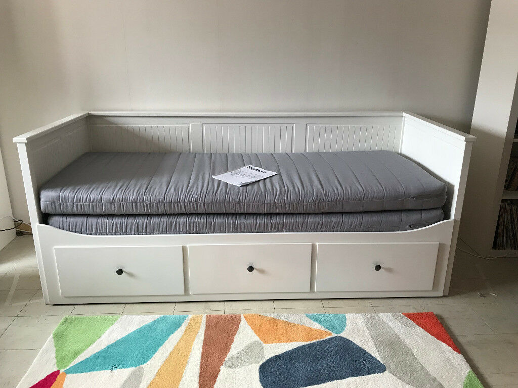 hemnes day bed ikea instructions