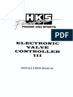 hks evc 6 instruction manual