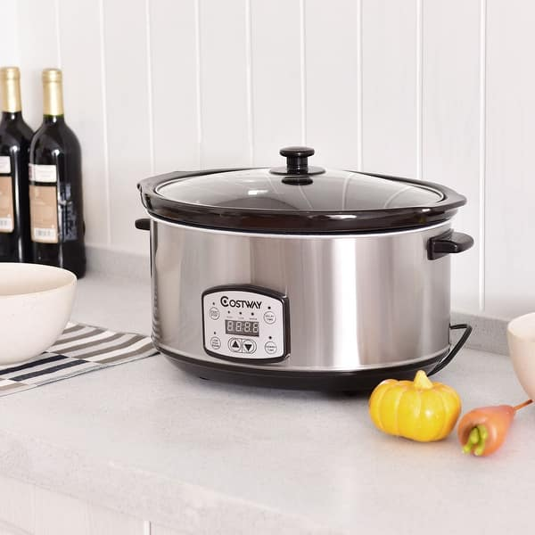 homemaker slow cooker instructions my-12ls606a