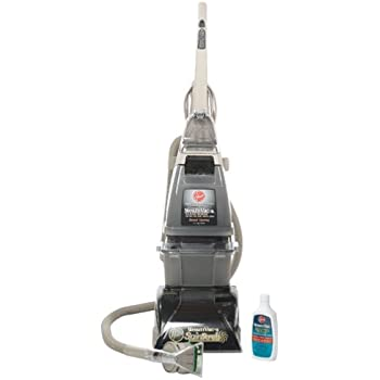 hoover steamvac portable deep cleaner instructions
