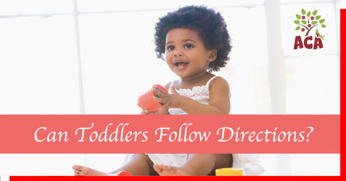 how to get a toddler to follow instructions