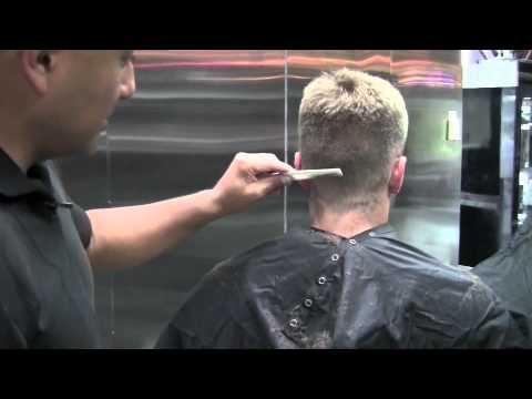 how to give a fade haircut instructions