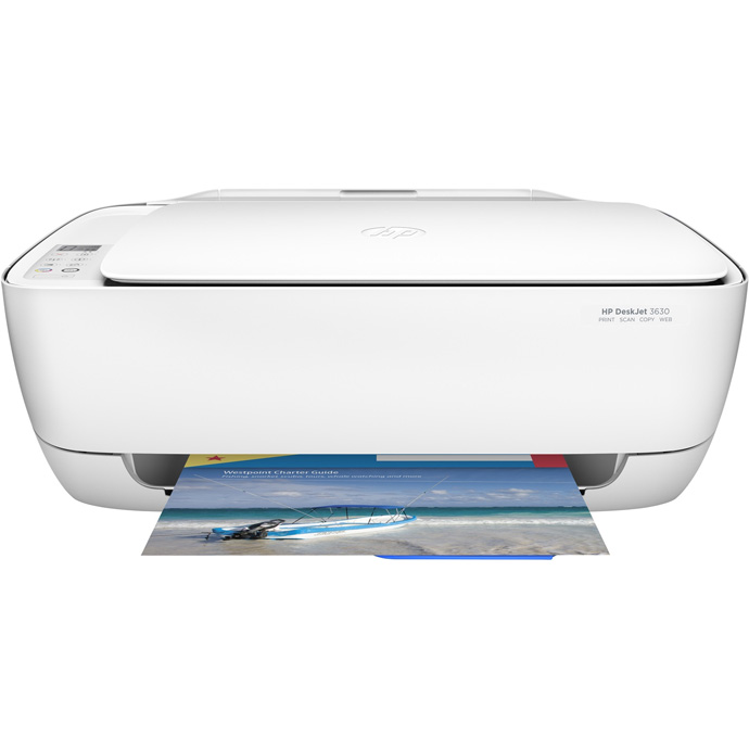 hp 3630 inkjet multifunction printer instructions