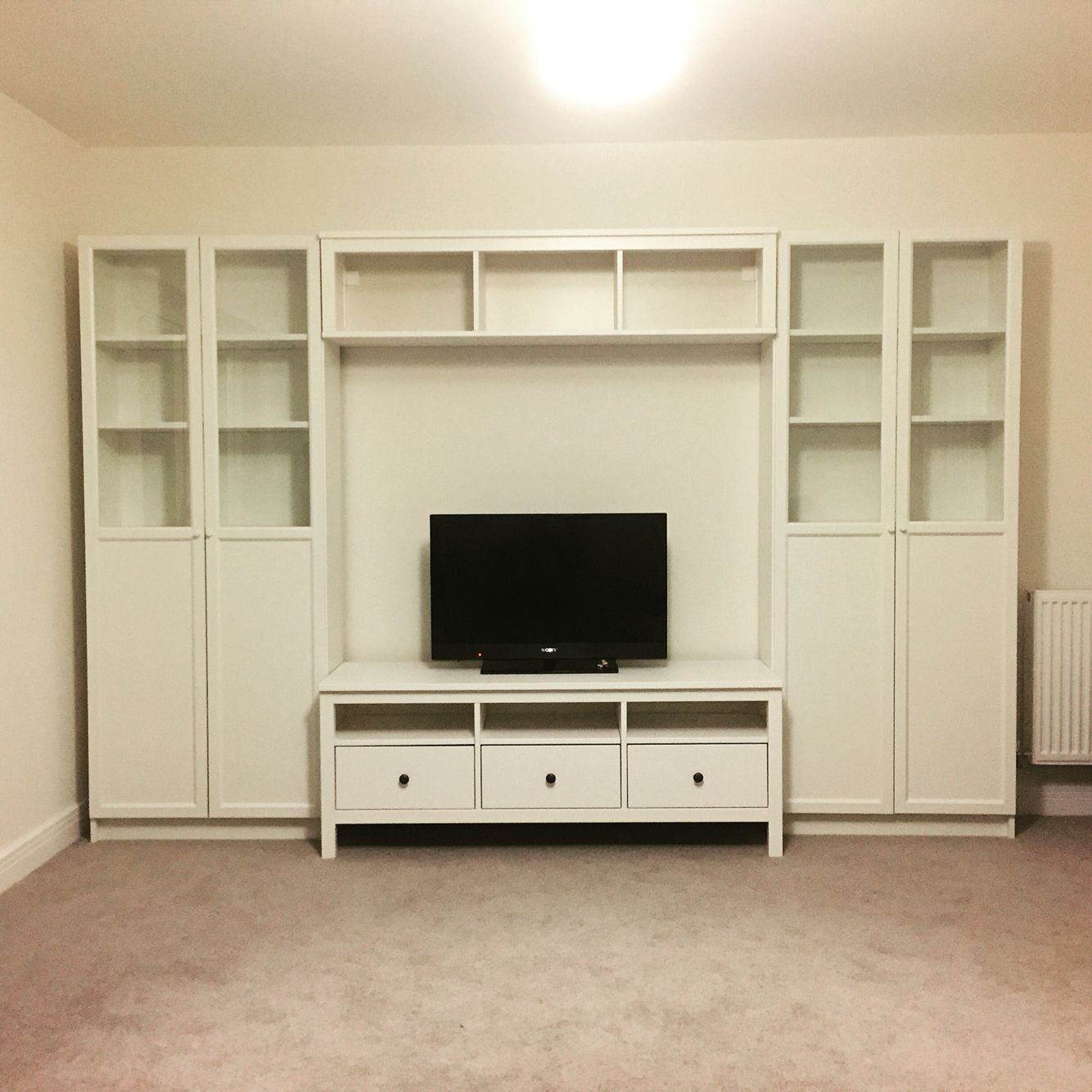 ikea hemnes entertainment center instructions
