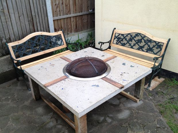 instructables 50 fire pit
