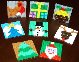 instruction for kids for hama beads
