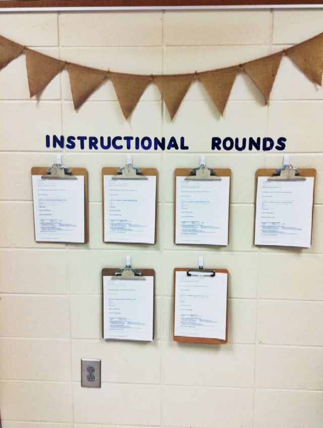 instructional rounds session decd