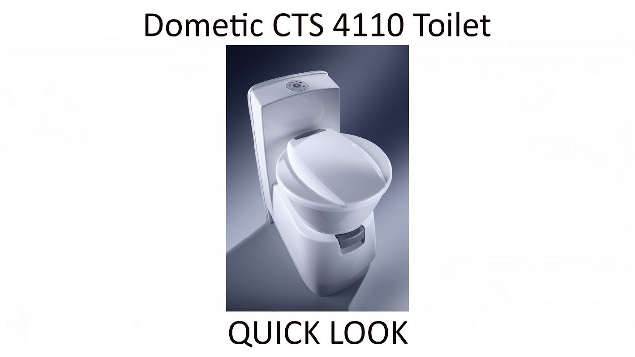instructions dometic cts 4110
