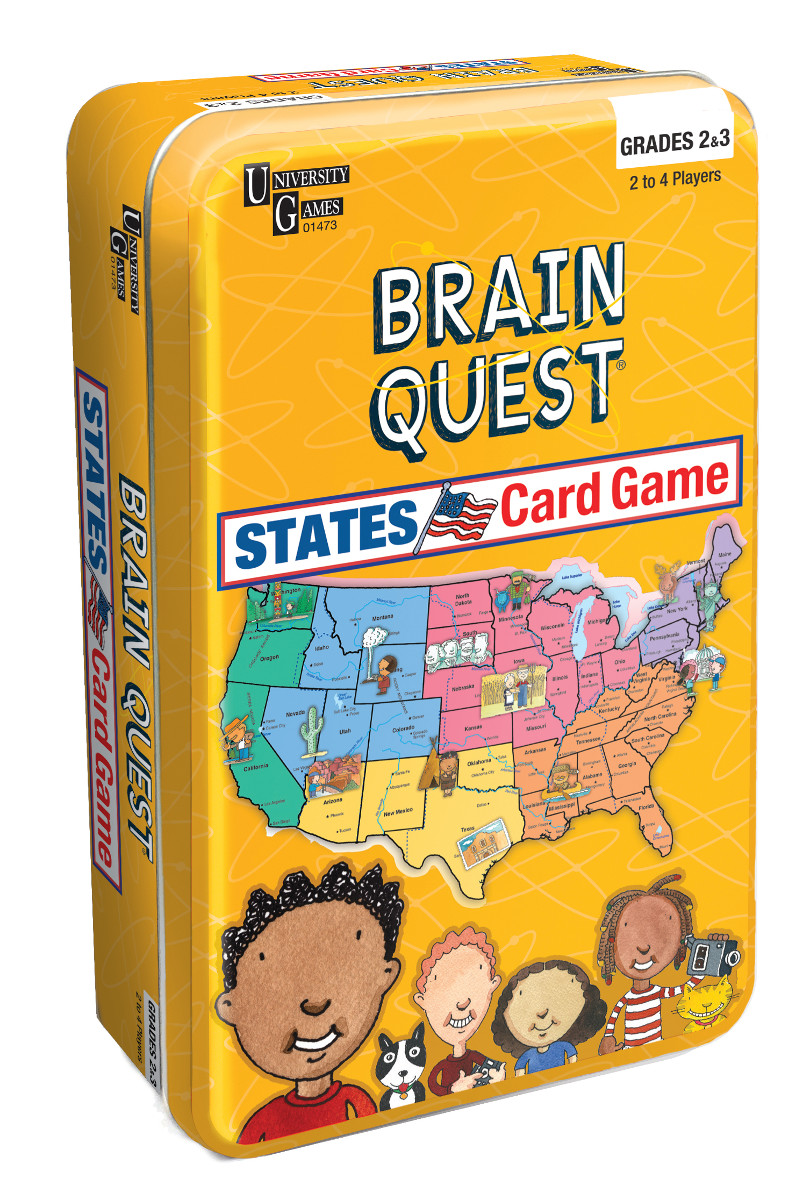 instructions for brain quest board game
