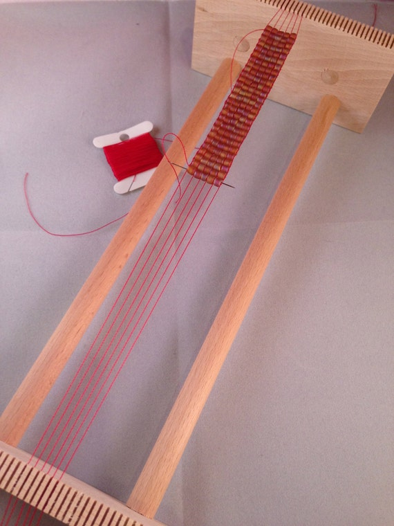 instructions for making a bead loom instructions