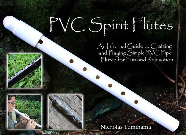 instructions to make a wooden flute