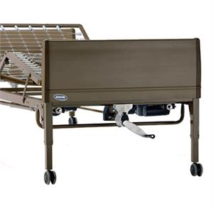 invacare electric hospital bed assembly instructions