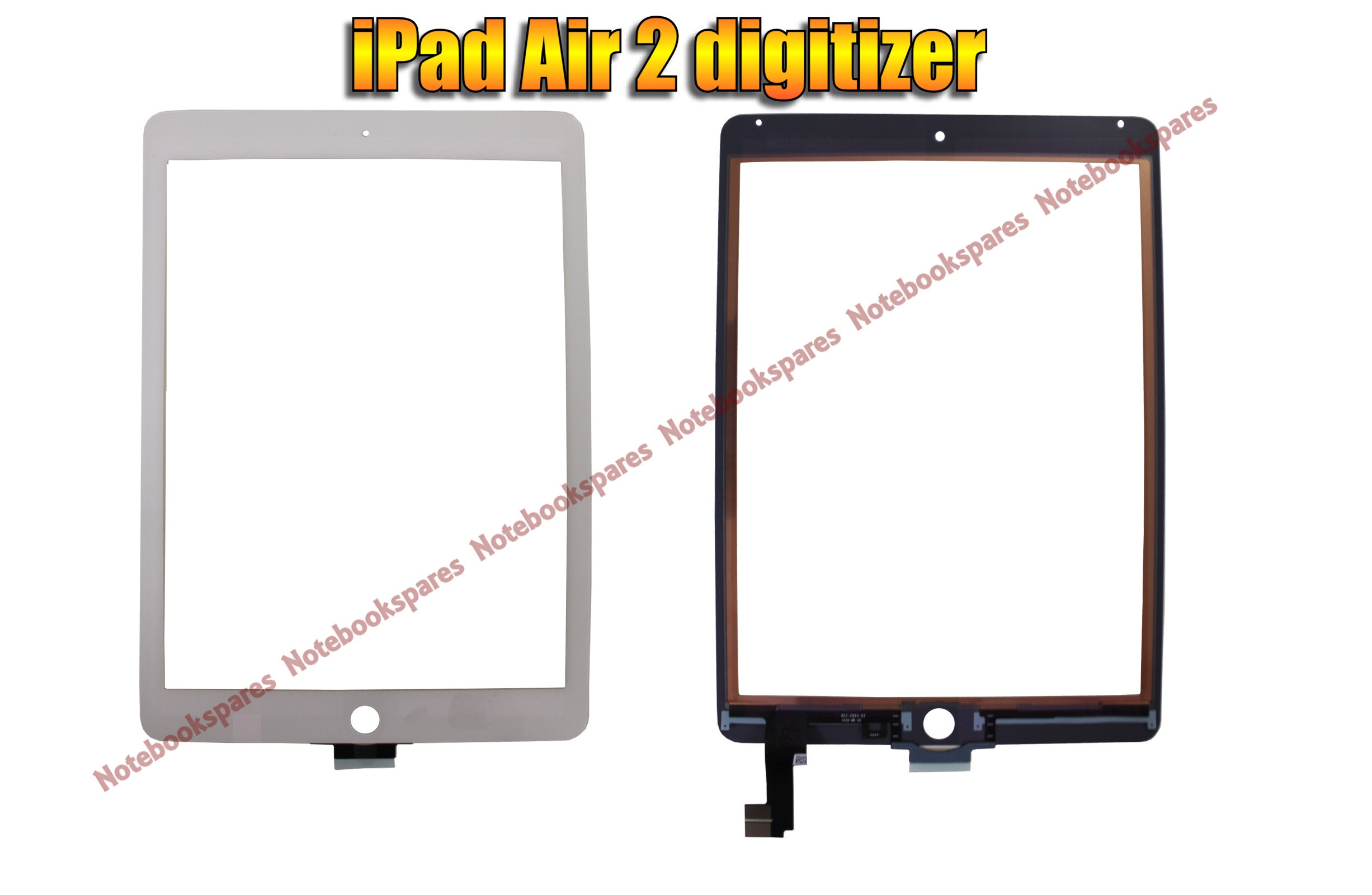 ipad digitizer replacement instructions