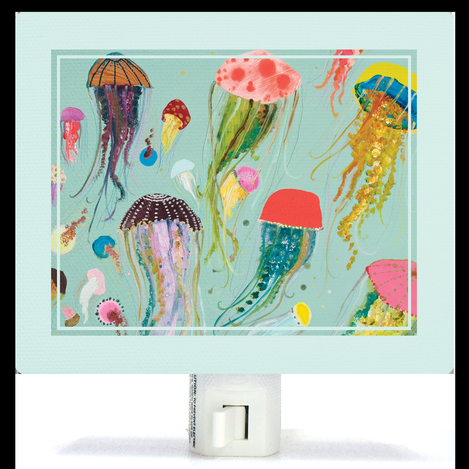jellyfish floating lamp instructions