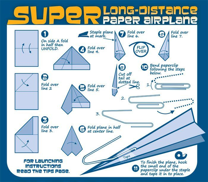 jet paper airplane instructions for beginners