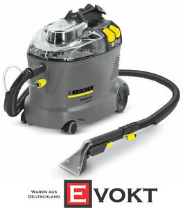 karcher vacuum cleaner instructions