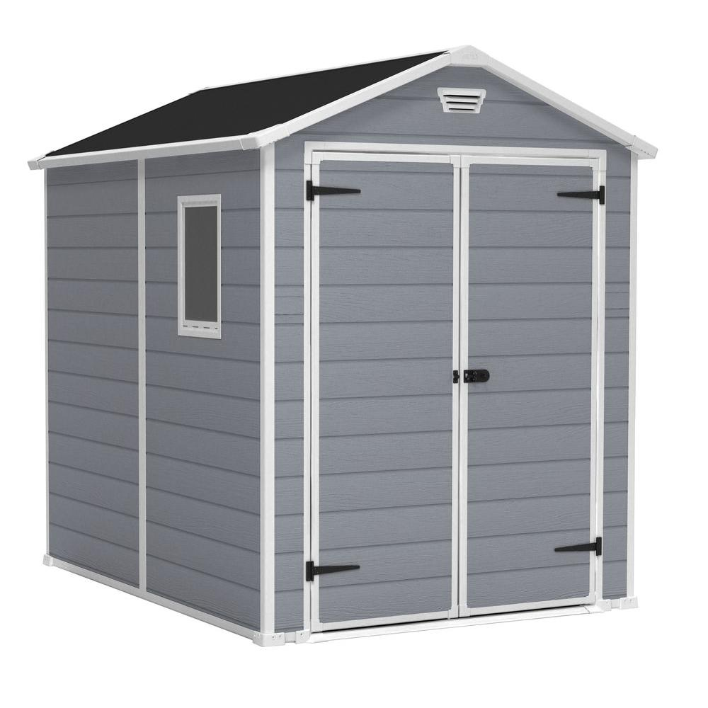 keter manor shed instructions