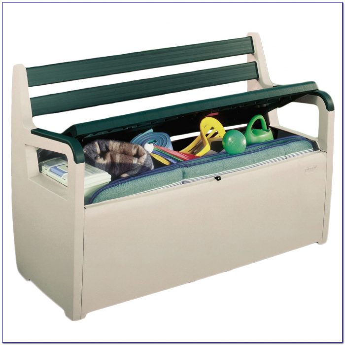 keter storage bench instructions