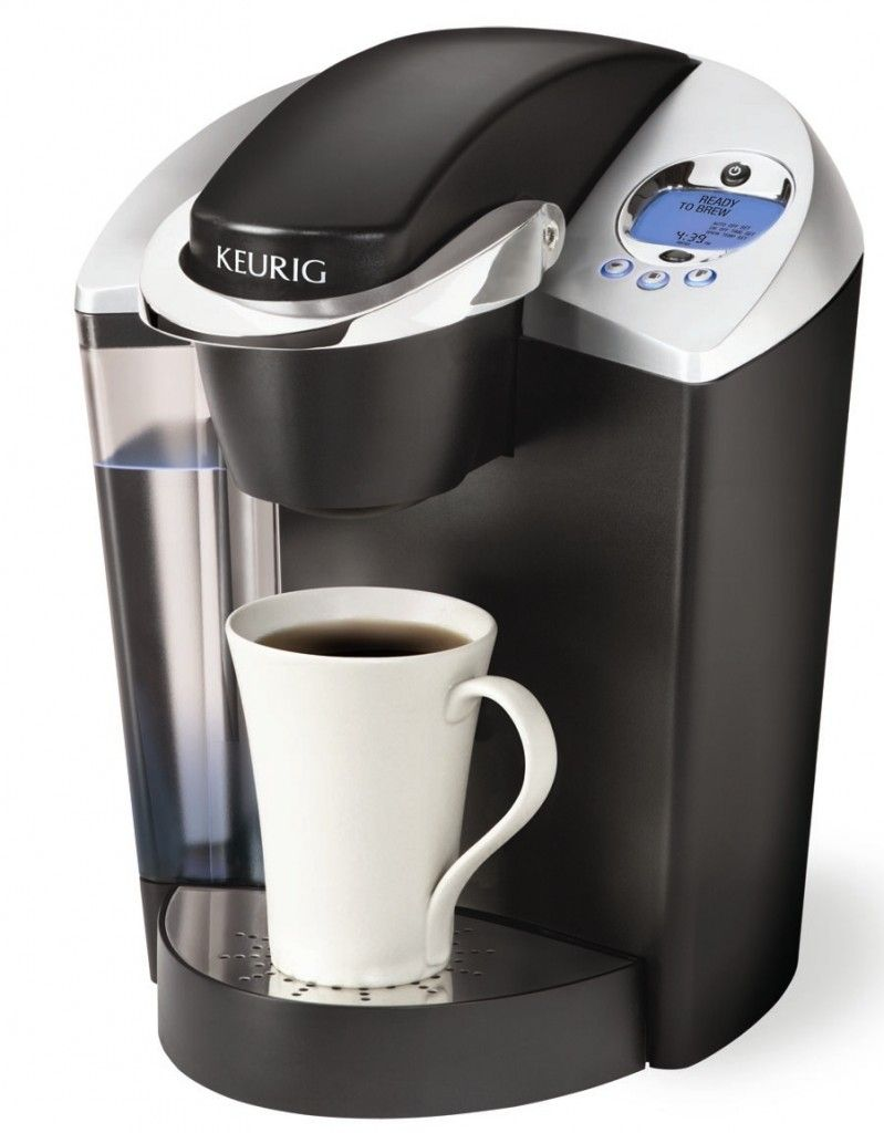keurig one cup coffee maker instructions
