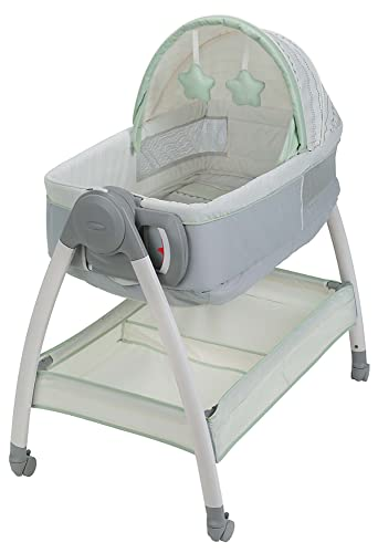 kolcraft easy reach rocking bassinet instructions