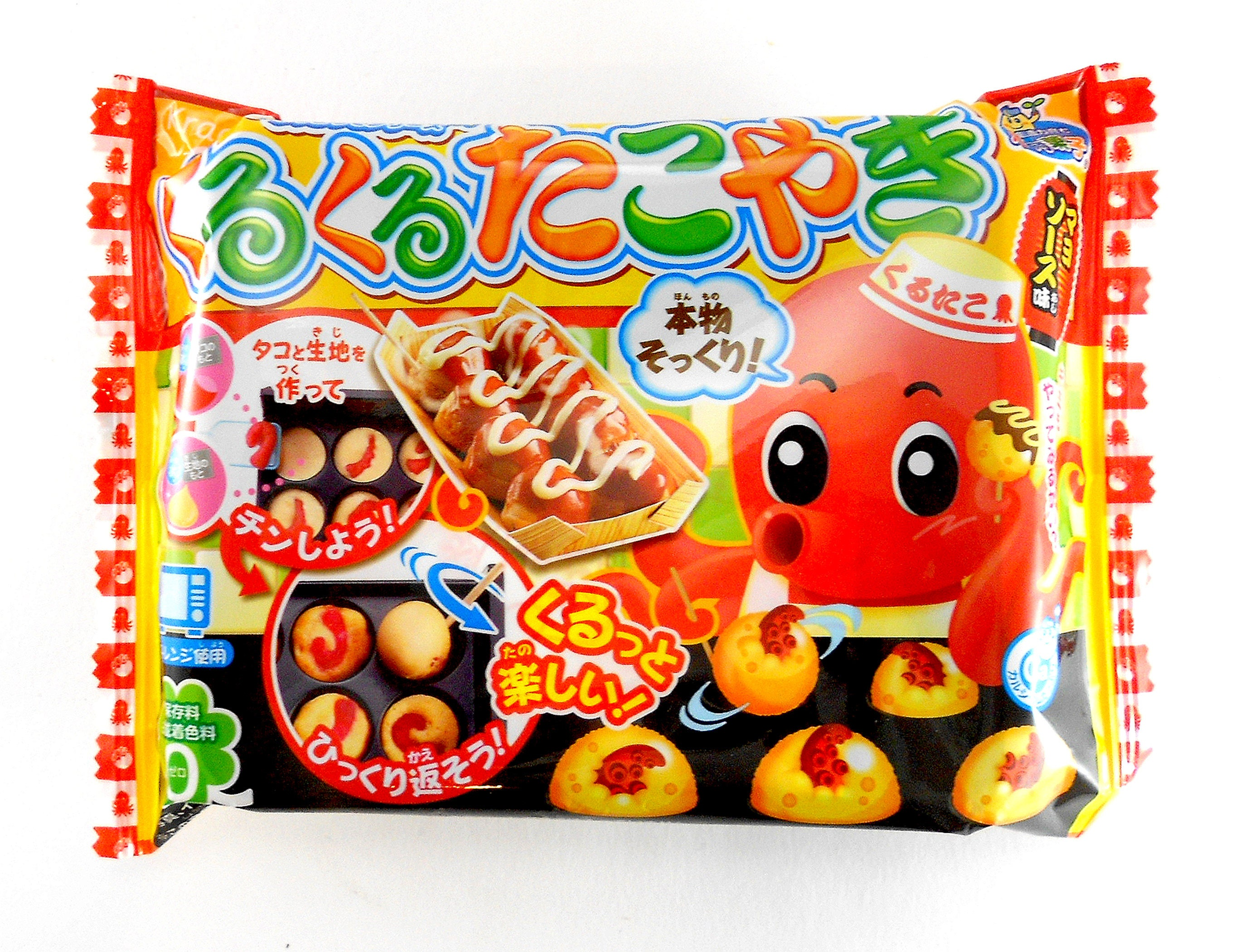 kracie popin cookin taiyaki english instructions